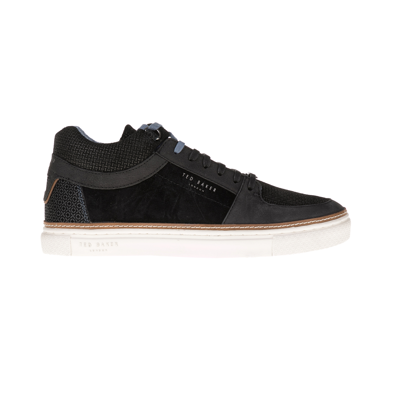 68503d236f3 TED BAKER - Ανδρικά sneakers KOMETT TED BAKER μαύρα ⋆ EliteShoes.gr