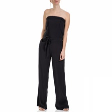 GARCIA JEANS-Ολόσωμη φόρμα GARCIA JEANS μαύρη