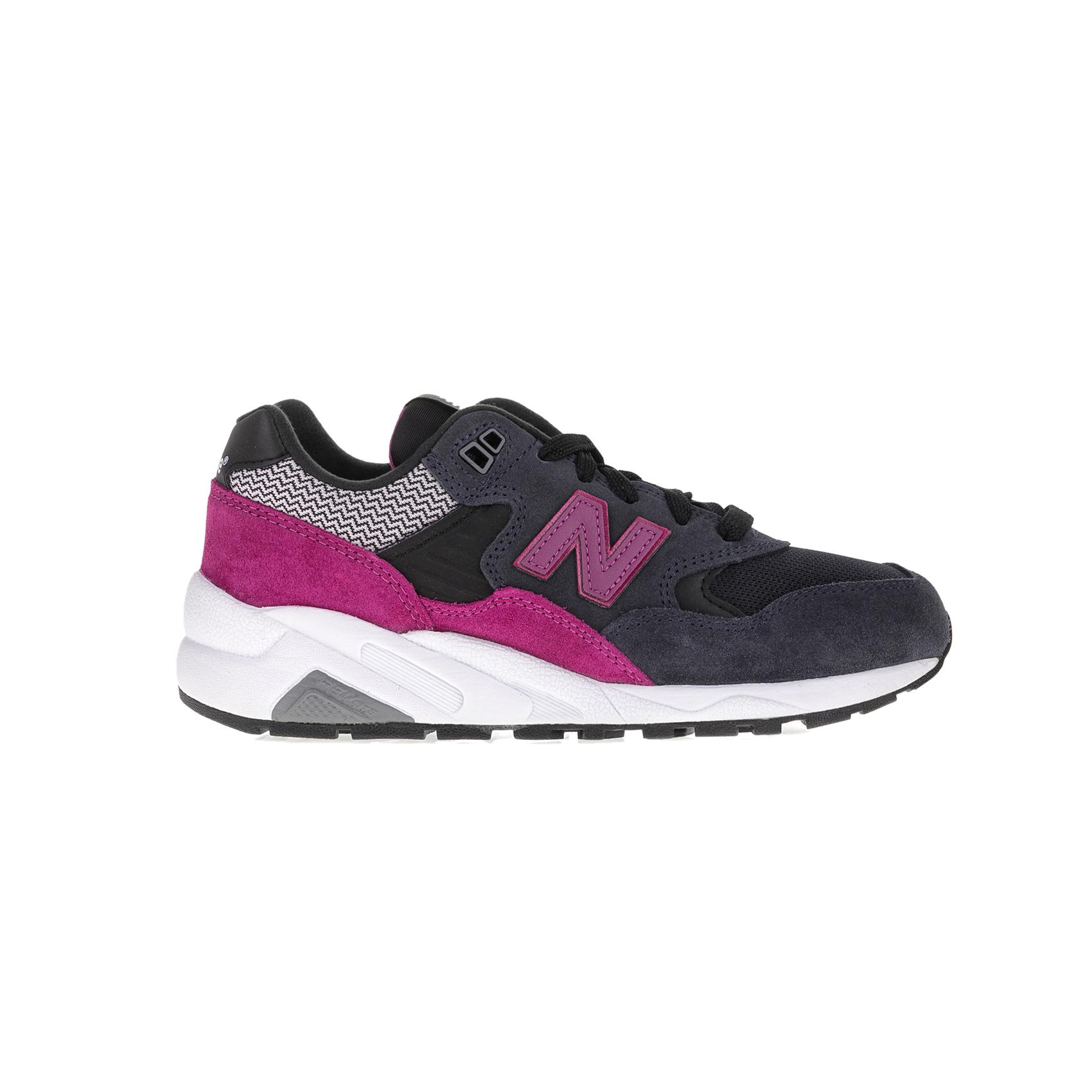 NEW BALANCE - Γυναικεία sneakers NEW BALANCE γκρι-μοβ γυναικεία παπούτσια sneakers