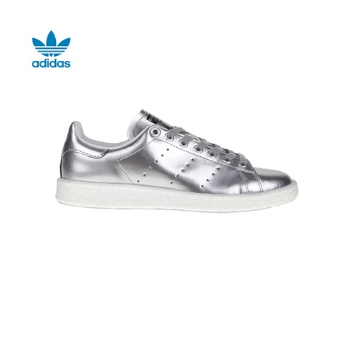 5929a7483fc Γυναικεία sneakers adidas STAN SMITH ασημί - adidas Originals  (1552040.0-y191) | Factory Outlet