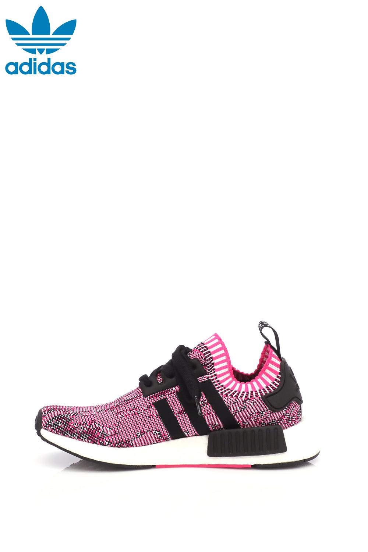 adidas – Γυναικεία παπούτσια adidas NMD_R1 φούξια-μαύρα