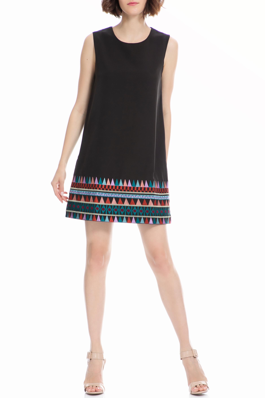 MOLLY BRACKEN - Φόρεμα MOLLY BRACKEN μαύρο γυναικεία ρούχα φορέματα μίνι