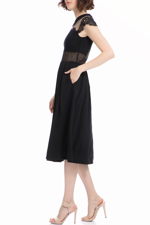 MOLLY BRACKEN - Φόρεμα MOLLY BRACKEN μαύρο ac72eb1ae6a