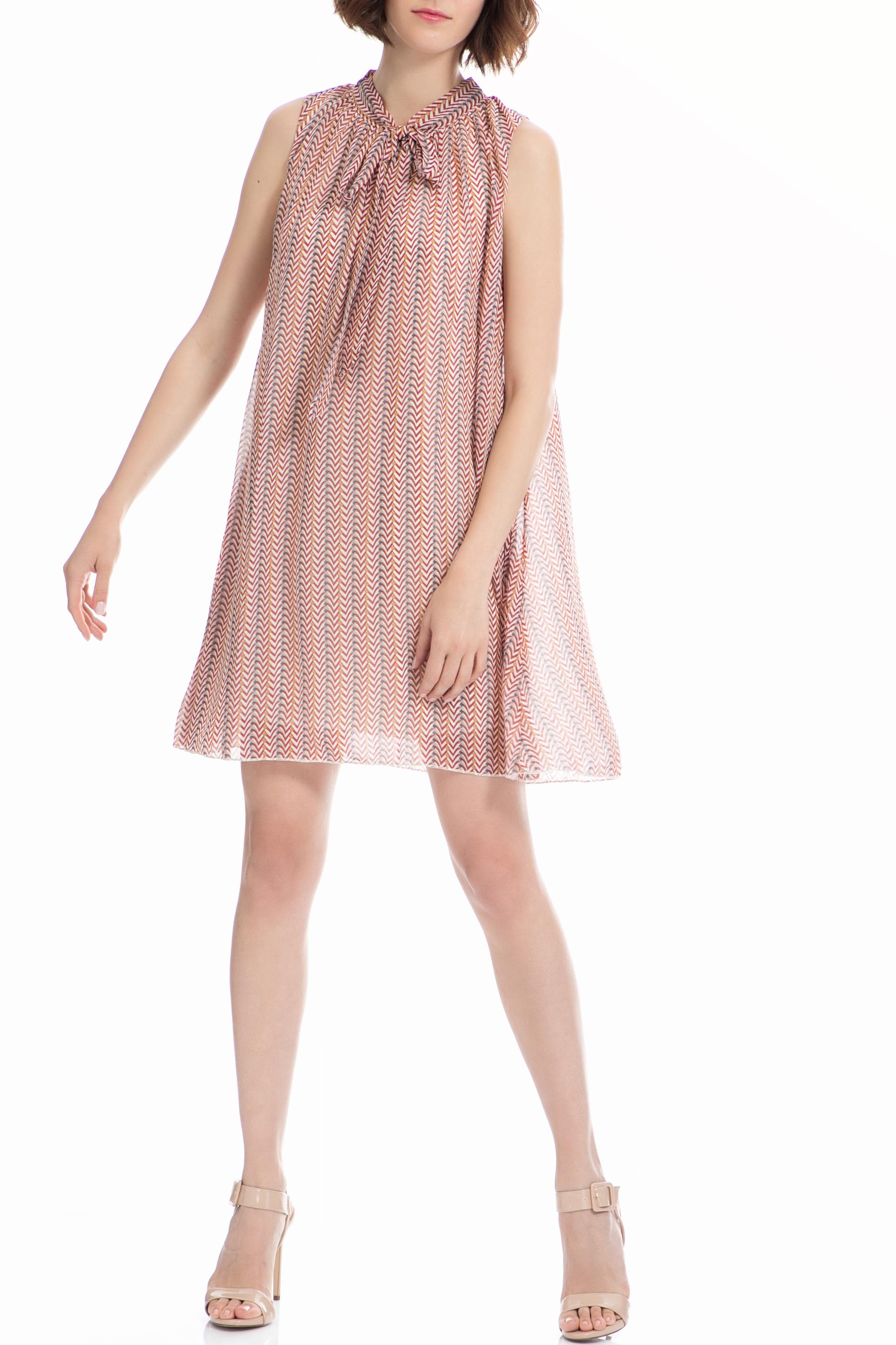 8cc610b9e6bf -40% MOLLY BRACKEN – Φόρεμα MOLLY BRACKEN πολύχρωμο