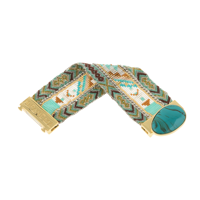 HIPANEMA - Γυναικείο βραχιόλι HIPANEMA ANTONELLAE17 γυναικεία αξεσουάρ κοσμήματα βραχιόλια