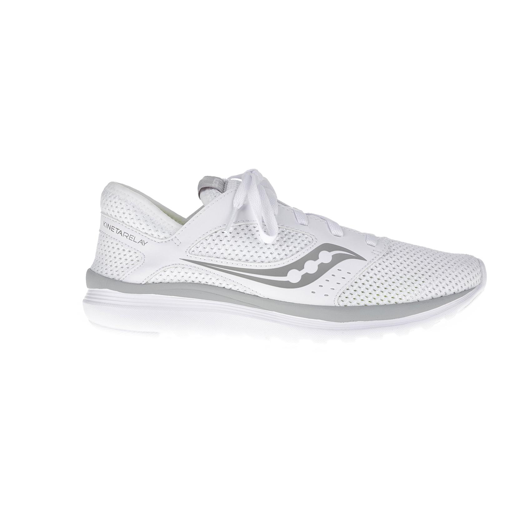 SAUCONY – Ανδρικά αθλητικά παπούτσια Saucony KINETA RELAY λευκά