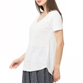 98a98630247b AMERICAN VINTAGE. Γυναικεία κοντομάνικη μπλούζα ...
