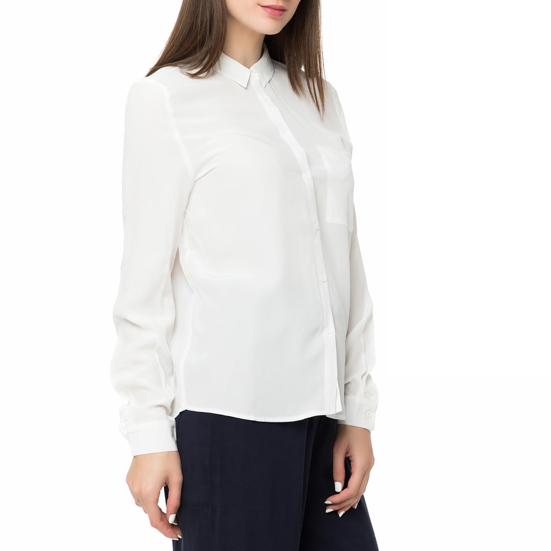 b18e19a1e05 AMERICAN VINTAGE - Γυναικείο μακρυμάνικο πουκάμισο RIS170E17 ...