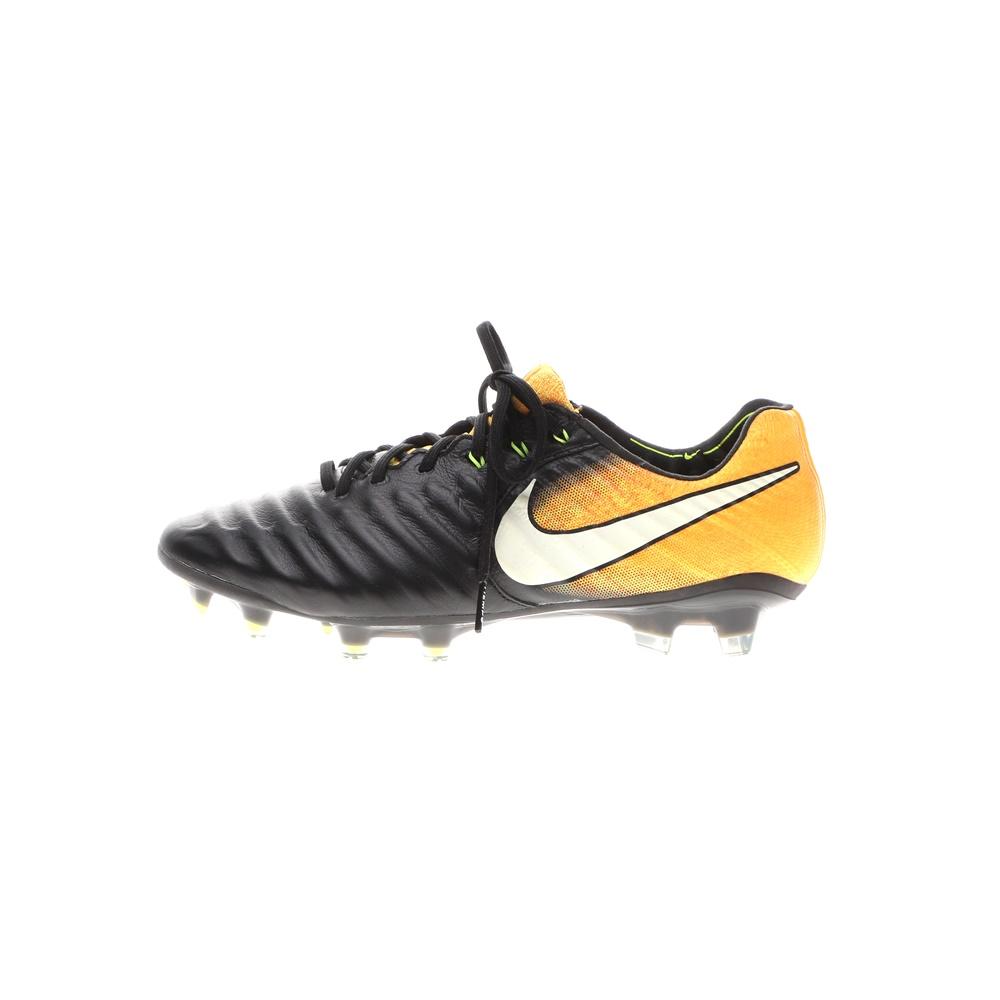 NIKE – Ανδρικά ποδοσφαιρικά παπούτσια TIEMPO LEGEND VII FG μαύρα πορτοκαλί