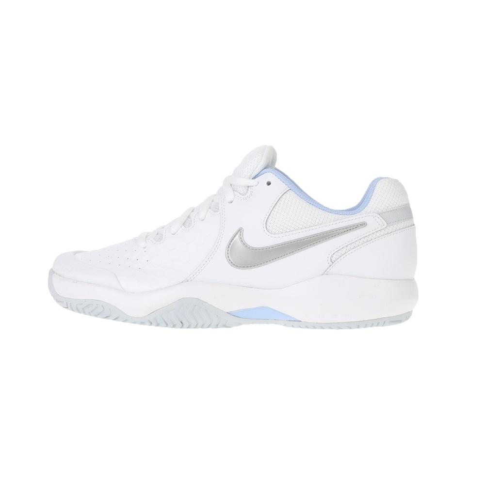 NIKE – Γυναικεία παπούτσια NIKE AIR ZOOM RESISTANCE λευκά