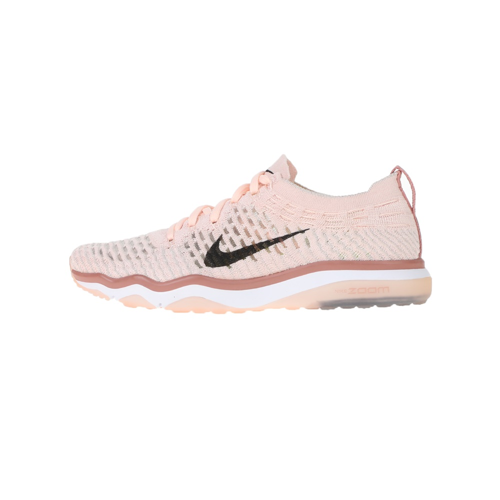 NIKE - Γυναικεία παπούτσια NIKE W AIR ZOOM FEARLESS FK BIONIC σομόν γυναικεία παπούτσια αθλητικά training