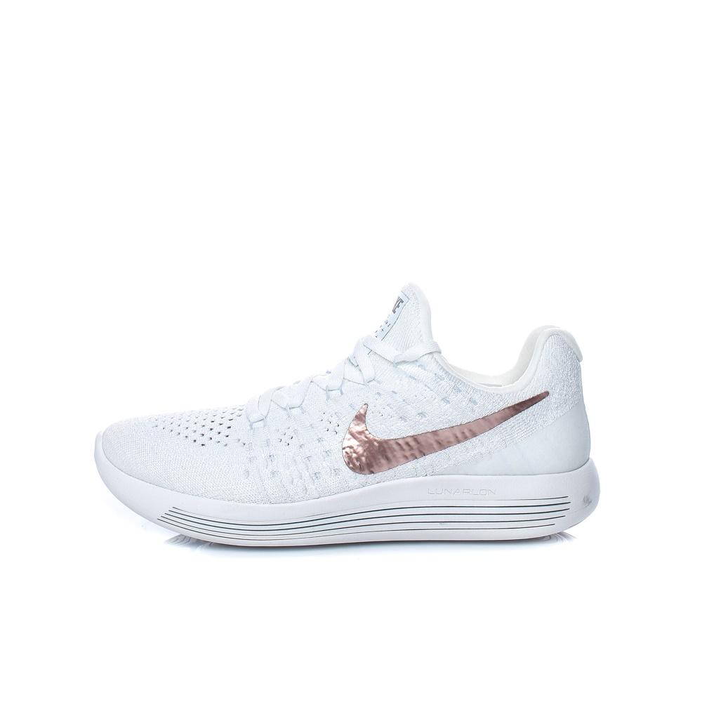 NIKE – Γυναικεία Nike LunarEpic Low Flyknit 2 X-Plore Running Shoe λευκά