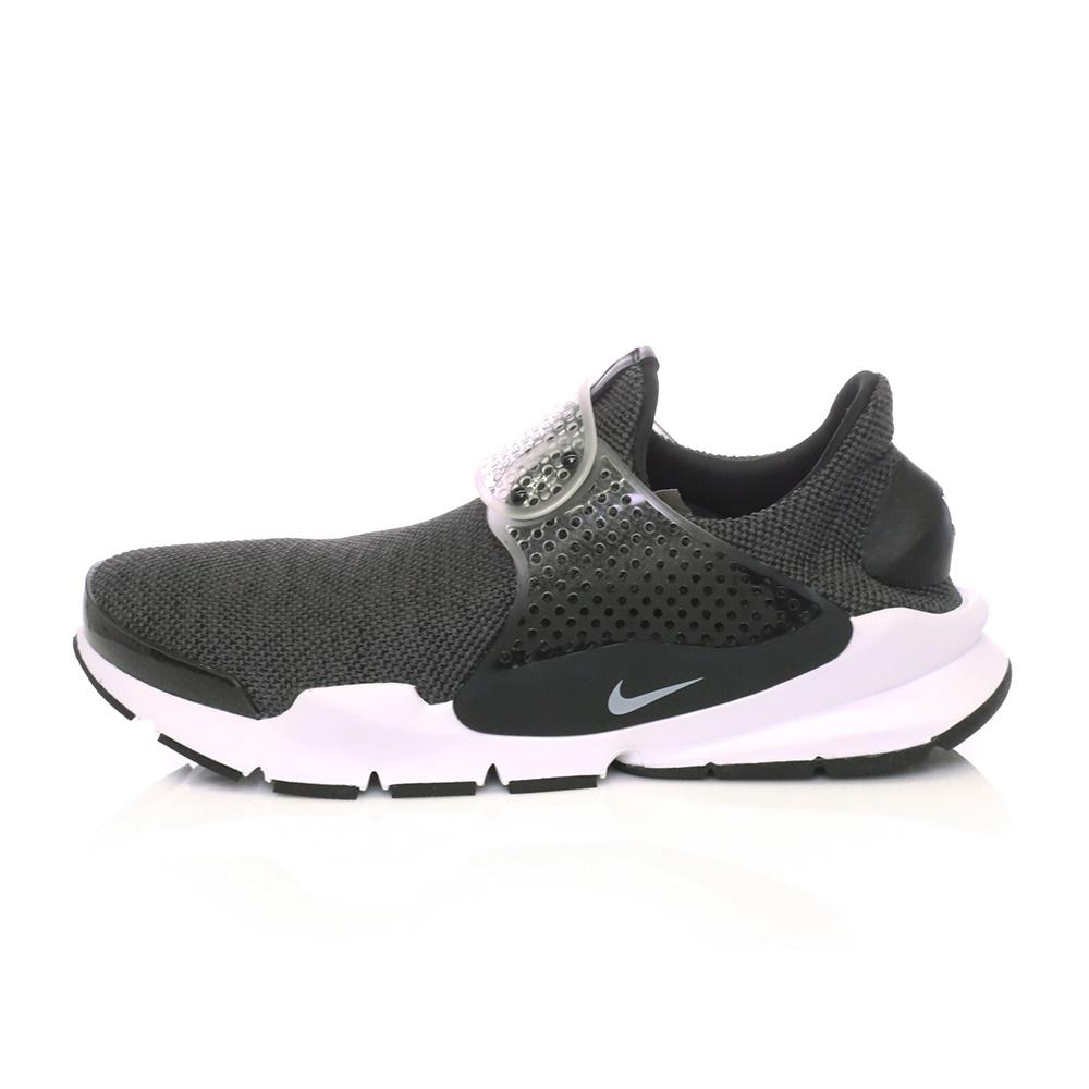 NIKE – Ανδρικά αθλητικά παπούτσια NIKE SOCK DART SE γκρι-μαύρα