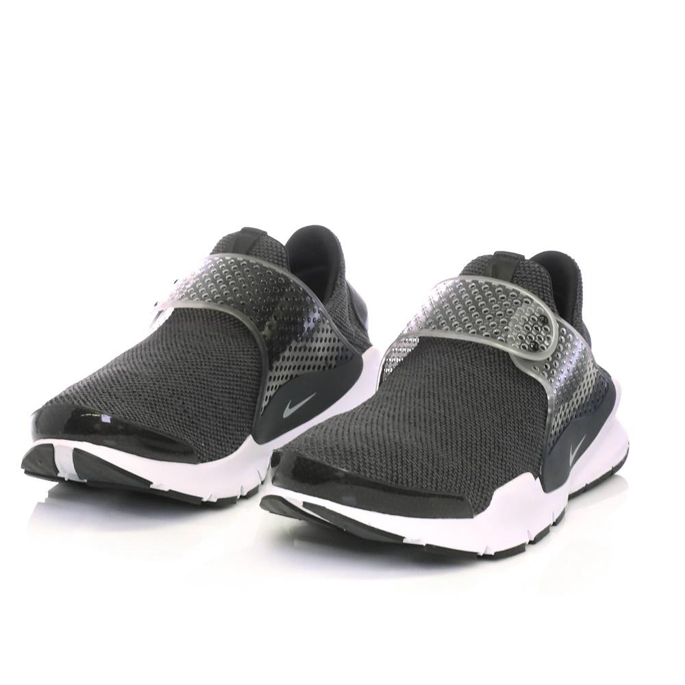 NIKE - Ανδρικά αθλητικά παπούτσια NIKE SOCK DART SE γκρι-μαύρα ... 08b441af3d2