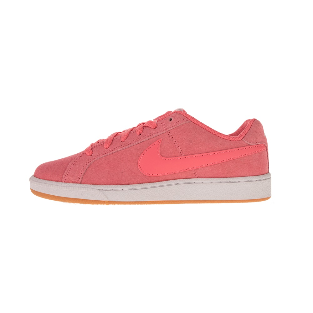 NIKE – Γυναικεία sneakers NIKE COURT ROYALE SUEDE ροζ
