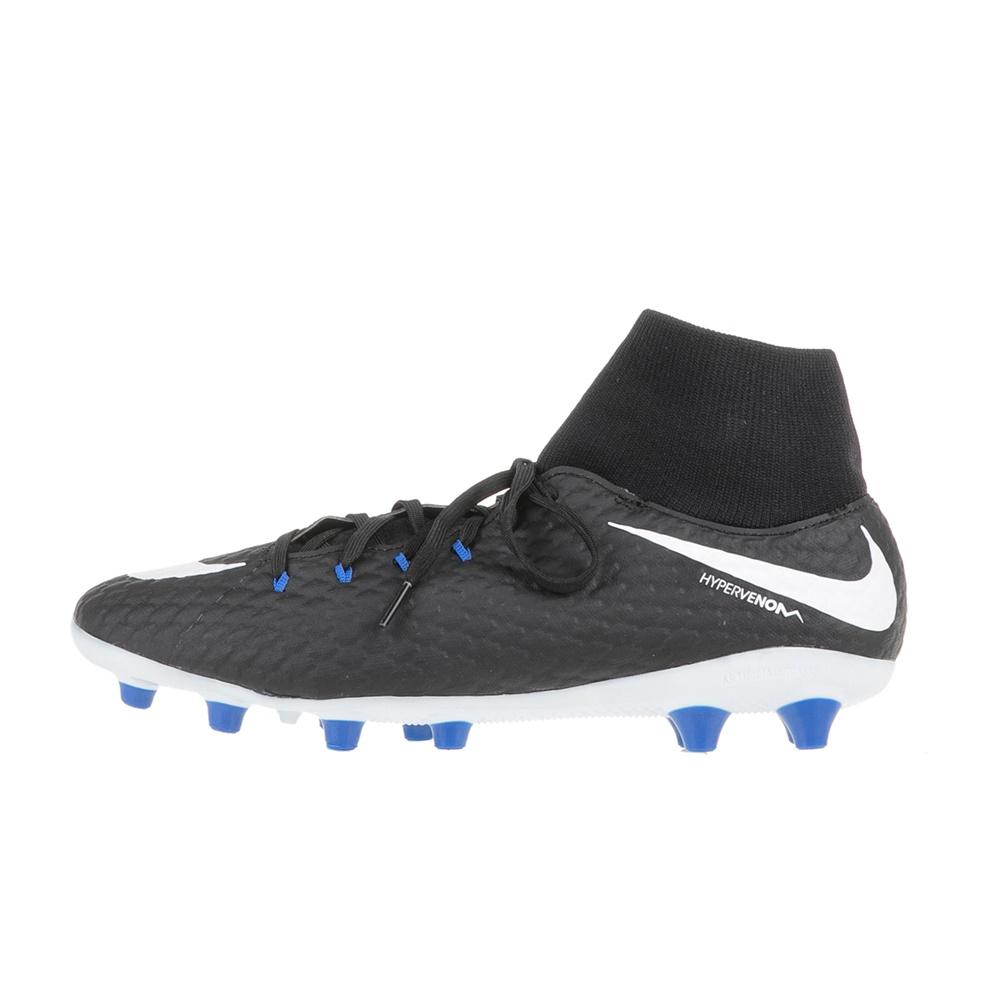 7a24f5c314c -44% NIKE – Ανδρικά ποδοσφαιρικά παπούτσια NIKE HYPERVENOM PHELON 3 DF  AGPRO μαύρα-λευκά