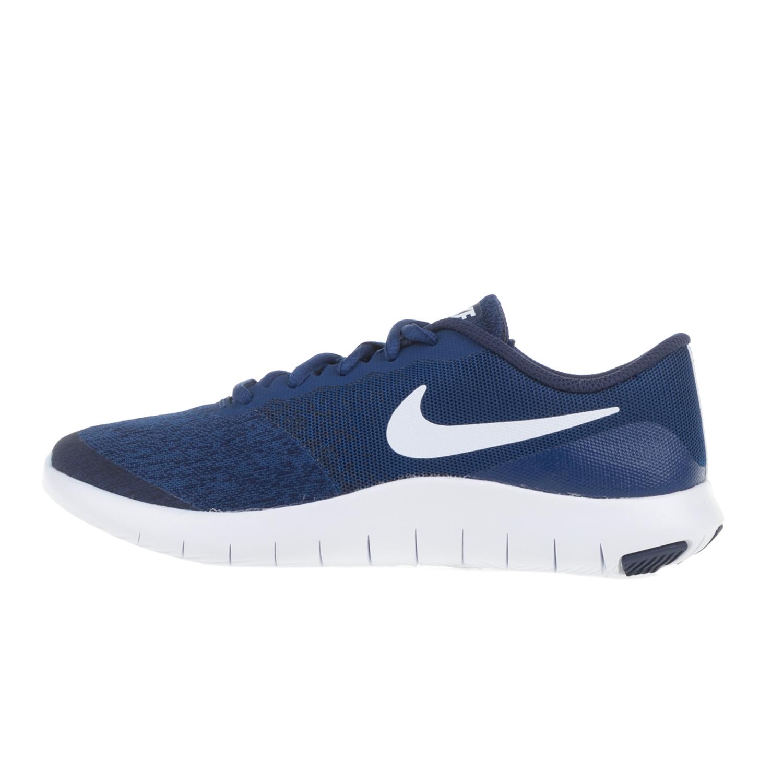 f01f2a7c21 -30% NIKE – Αγορίστικα αθλητικά παπούτσια NIKE FLEX CONTACT (GS) μπλε-λευκά