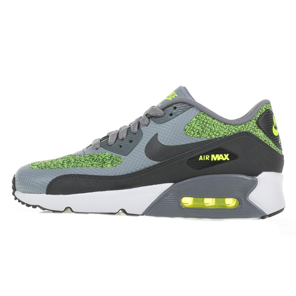 NIKE – Αγορίστικα αθλητικά παπούτσια Nike AIR MAX 90 ULTRA 2.0 SE (GS) γκρι