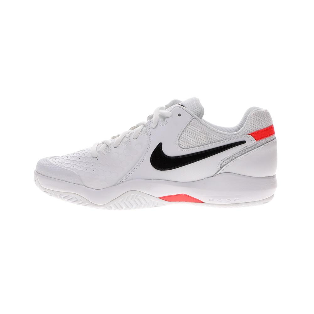 NIKE – Ανδρικά παπούτσια tennis NIKE AIR ZOOM RESISTANCE ασπρόμαυρα