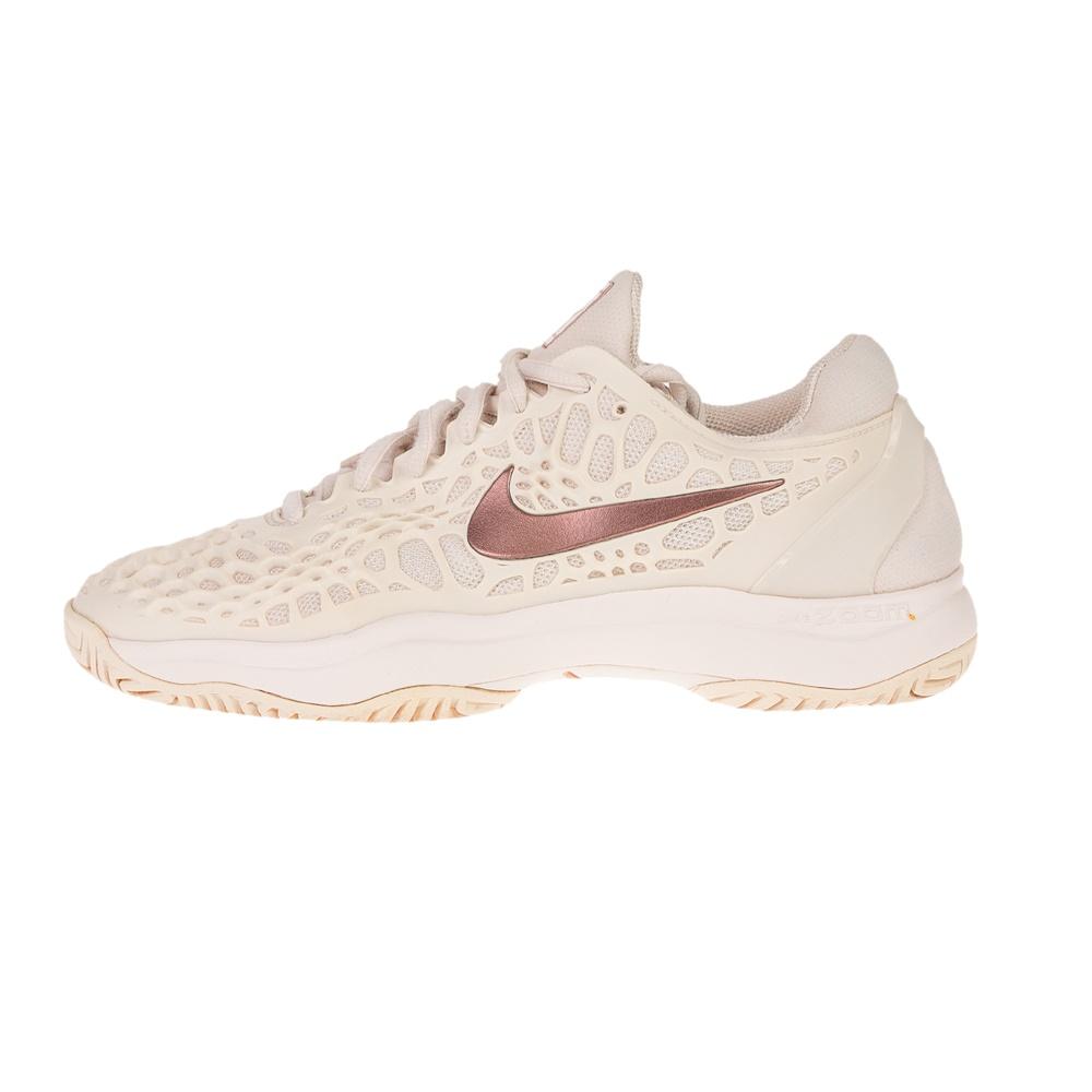 NIKE – Γυναικεία παπούτσια NIKE AIR ZOOM CAGE 3 HC μπεζ