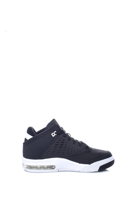NIKE – Αγορίστικα παπούτσια Jordan Flight Origin 4 (GS) μαύρα