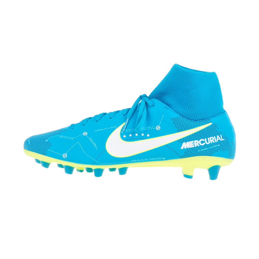 NIKE – Ανδρικά ποδοσφαιρικά παπούτσια NIKE MERCURIAL VCTRY 6 DF NJR AGPRO  μπλε. Factoryoutlet 7b298dd6ed8