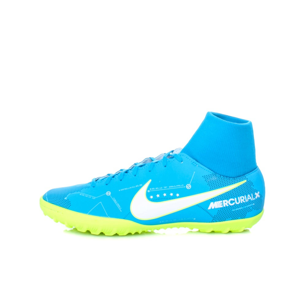 NIKE – Ανδρικά Nike MercurialX Victory VI Dynamic Fit Neymar (TF) Artificial-Turf Football Boot μπλε