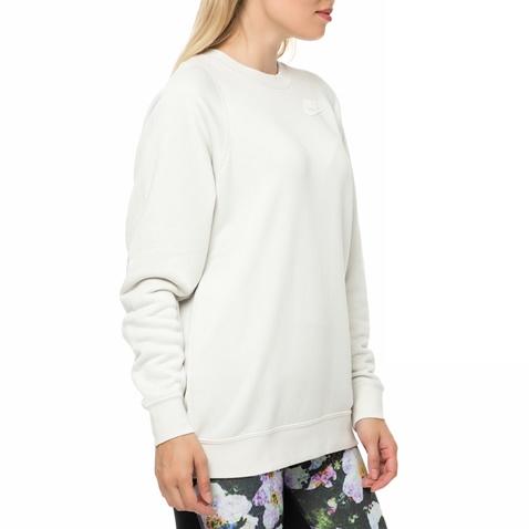 4131d28235 Γυναικεία φούτερ μπλούζα NIKE NSW MODERN CRW εκρού (1553277.1-e571 ...