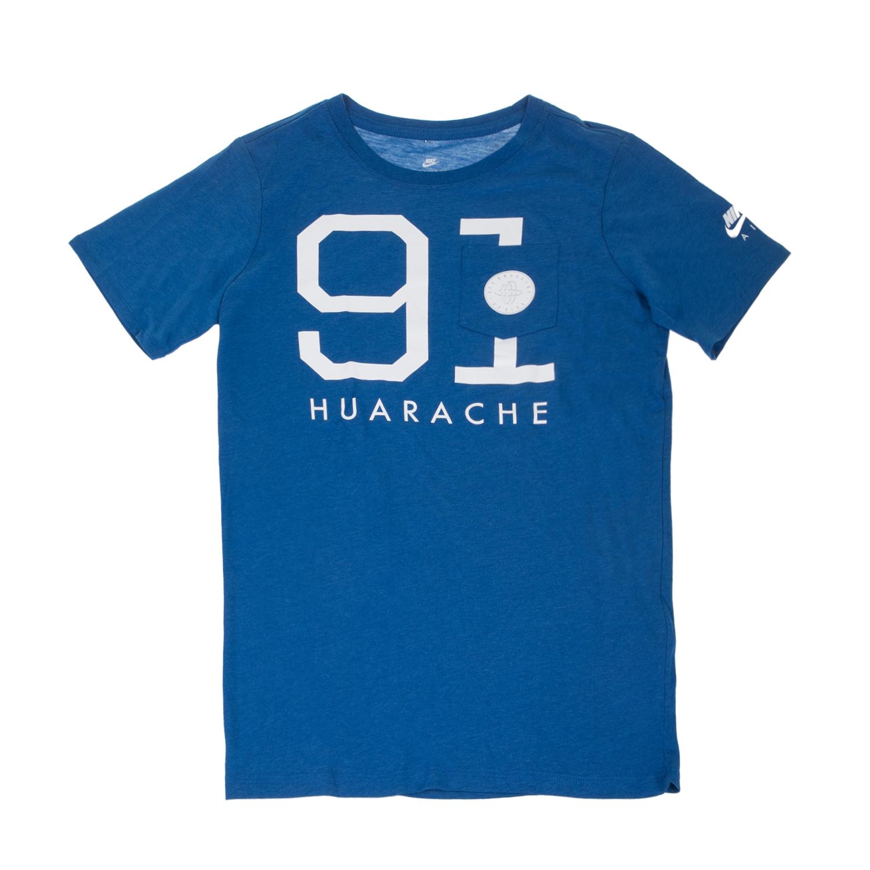 d7942296f2d6 NIKE - Αγορίστικη κοντομάνικη μπλούζα Nike TRI HUARACHE μπλε