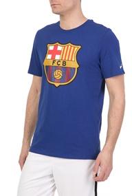 8ffd1fe8d85b NIKE. Ανδρικό αθλητικό t-shirt FCB ...