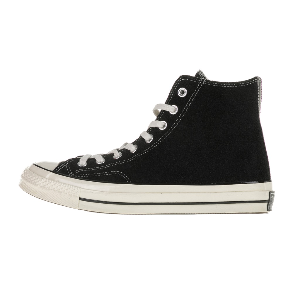 89d98fed508 CONVERSE – Unisex σουέτ μποτάκια Converse Chuck Taylor All Star 1970s Hi  μαύρα