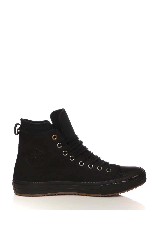 CONVERSE – Unisex παπούτσια CONVERSE Chuck Taylor WP Boot Hi μαύρα