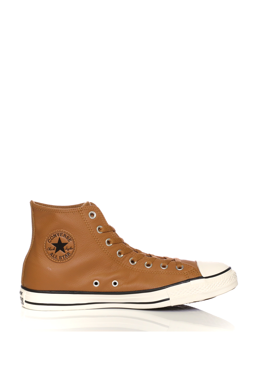 CONVERSE – Unisex παπούτσια CONVERSE Chuck Taylor All Star Hi καφέ