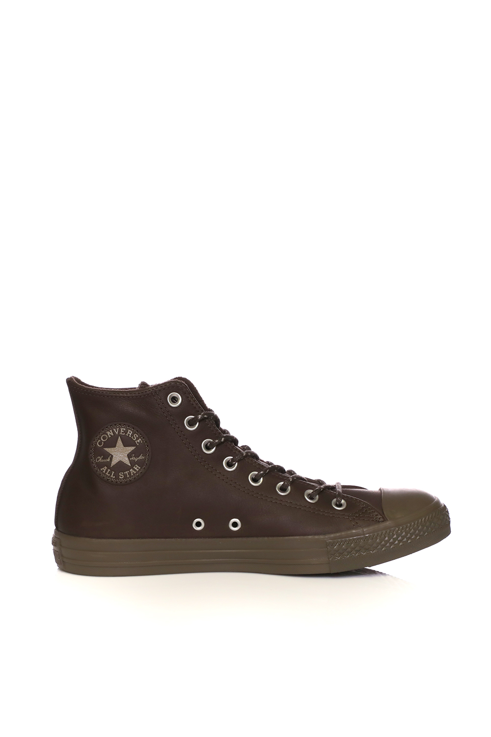 37b2d5921f1 -51% Factory Outlet CONVERSE – Unisex μποτάκια CONVERSE Chuck Taylor All  Star Hi καφέ