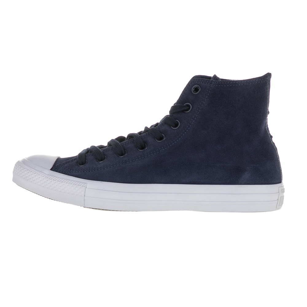 CONVERSE – Ανδρικά μποτάκια Converse Chuck Taylor All Star Plush Suede μπλε