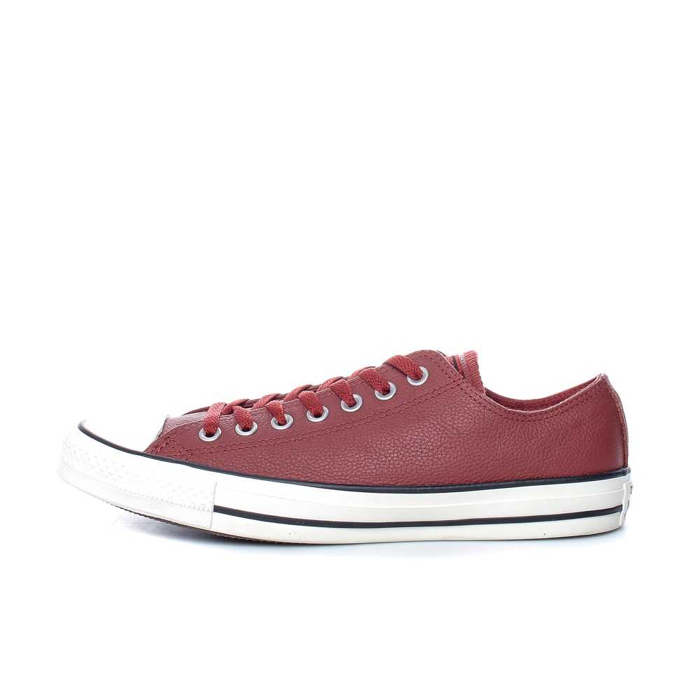 CONVERSE – Unisex sneakers CONVERSE Chuck Taylor All Star Ox μπορντό