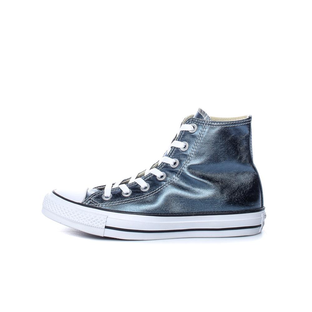 CONVERSE – Unisex παπούτσια Chuck Taylor All Star Hi μπλε f7b51688ec6