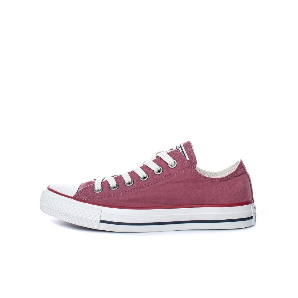 cf518ab94fe CONVERSE - Unisex παπούτσια Chuck Taylor All Star Ox κόκκινα ...