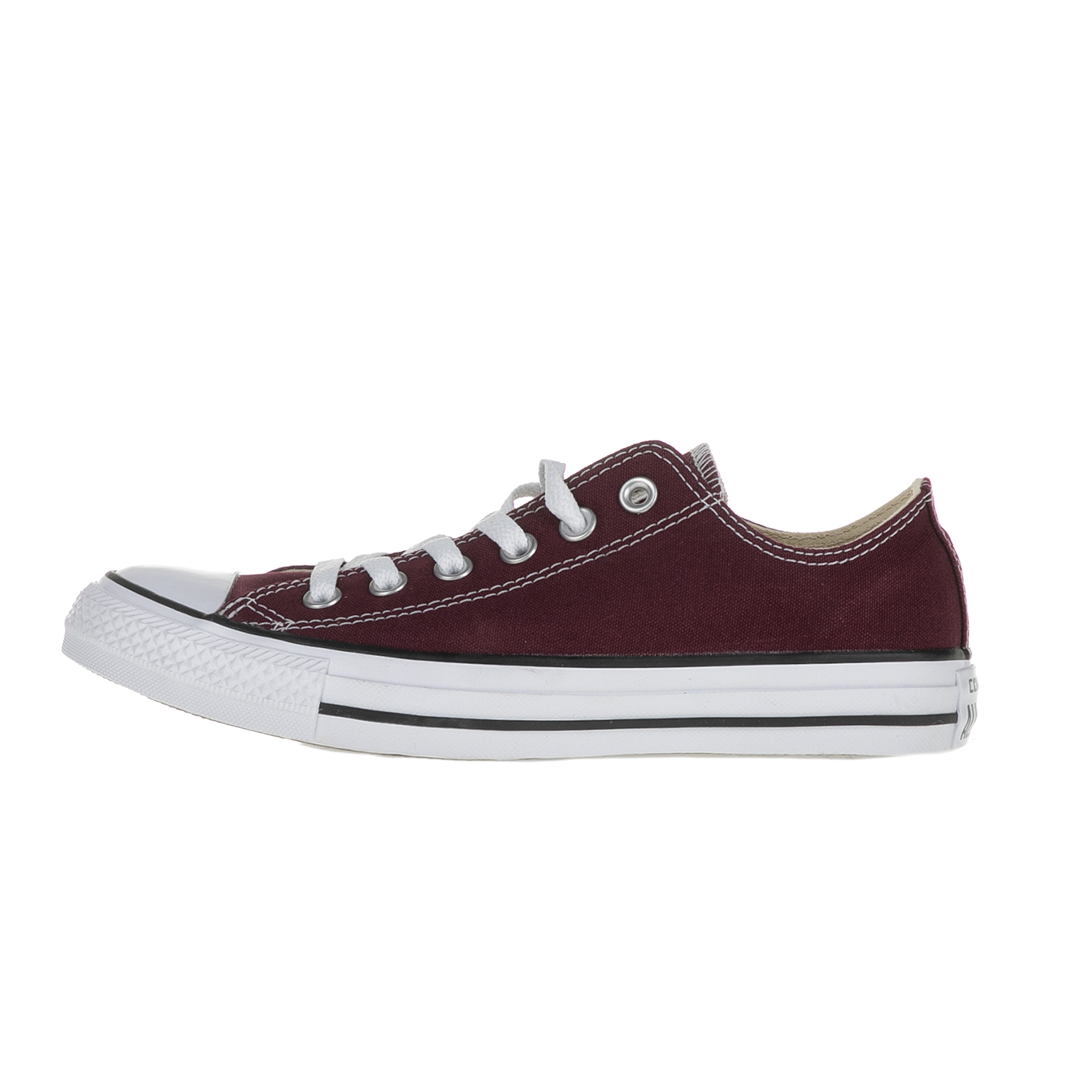CONVERSE – Unisex χαμηλά sneakers Converse Chuck Taylor All Star Ox μπορντό