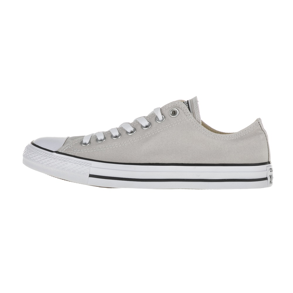 CONVERSE – Unisex χαμηλά sneakers Converse Chuck Taylor All Star Ox γκρι