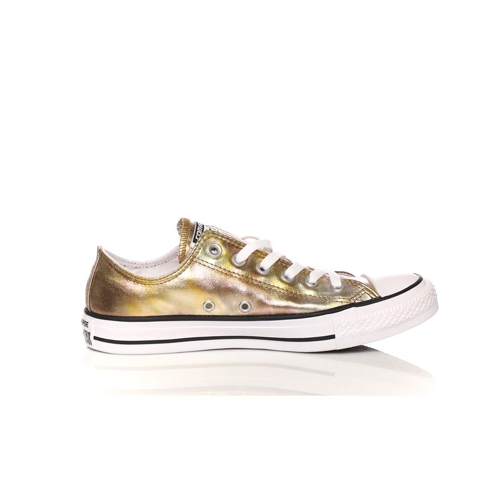 be6ff463c6b CONVERSE – Γυναικεία παπούτσια CONVERSE Chuck Taylor All Star Ox χρυσά