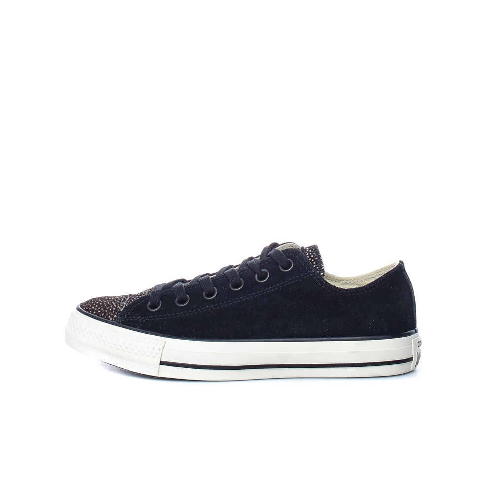 CONVERSE – Γυναικεία sneakers Chuck Taylor All Star Hi CONVERSE μαύρα