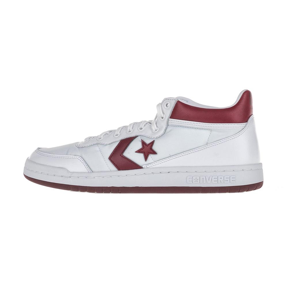 CONVERSE – Ανδρικά μποτάκια CONVERSE Fastbreak 83 Mid λευκά-κόκκινα