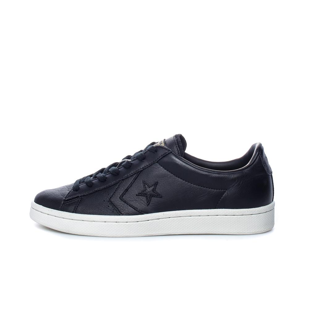 CONVERSE – Unisex παπούτσια PL 76 Ox μαύρα
