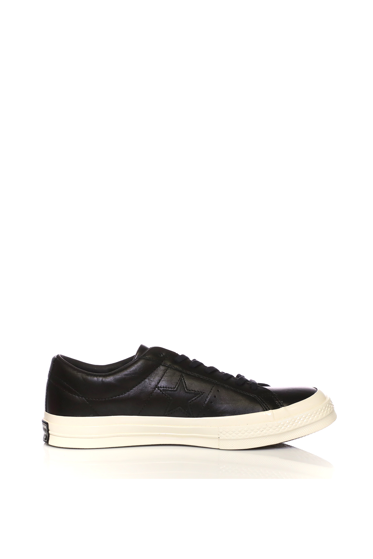 CONVERSE – Unisex παπούτσια CONVERSE One Star Ox μαύρα