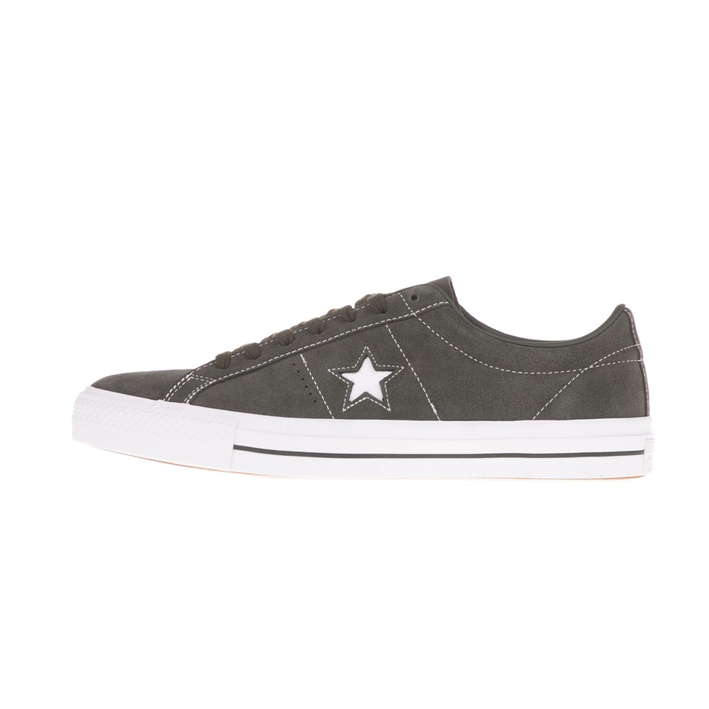 CONVERSE – Unisex sneakers CONVERSE One Star Pro Ox πράσινα