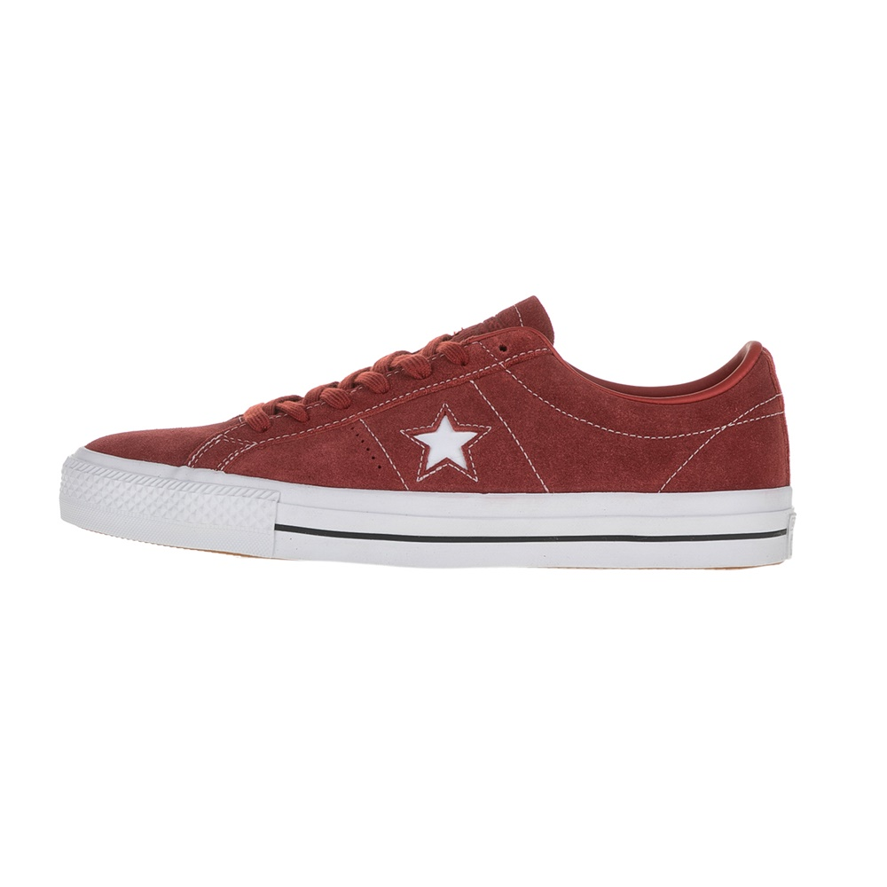 a23fe76c280 CONVERSE - Ανδρικά sneakers Converse One Star Pro Ox μπορντό ...