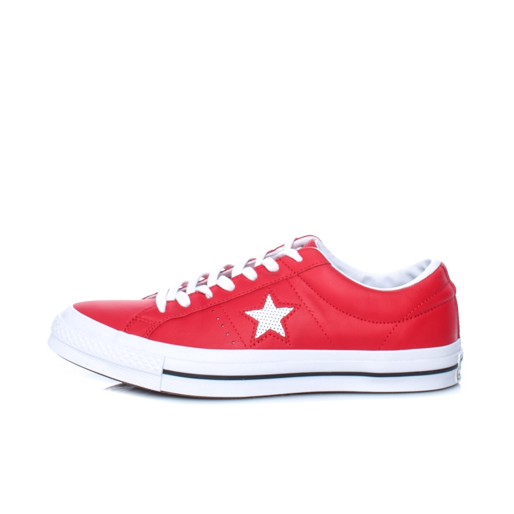CONVERSE – Unisex αθλητικά παπούτσια One Star Ox CONVERSE κόκκινα