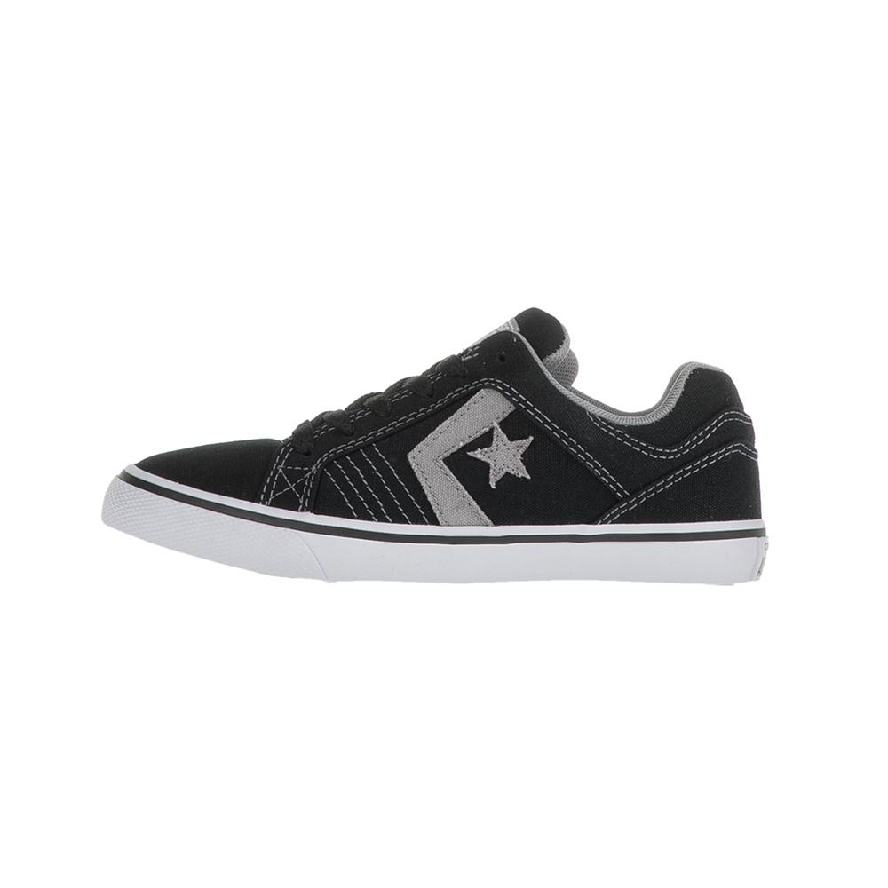 CONVERSE – Παιδικά sneakers CONVERSE GATES μαύρα