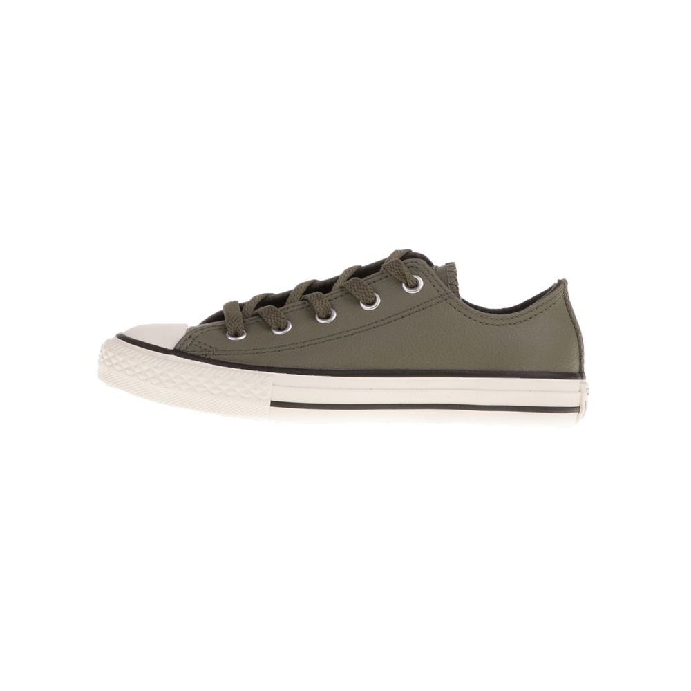 CONVERSE – Παιδικά παπούτσια CONVERSE CHUCK TAYLOR ALL STAR OX πράσινα